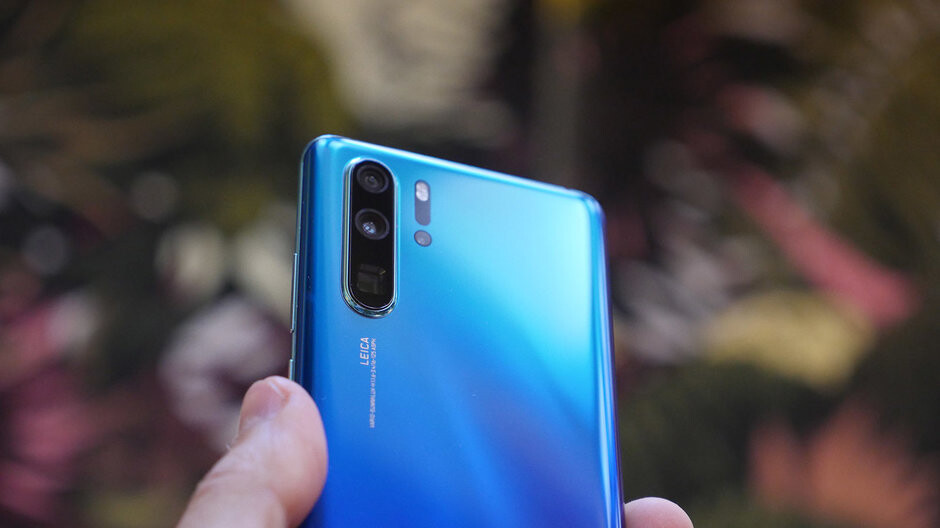 The Huawei P30 Pro is missing two key camera features