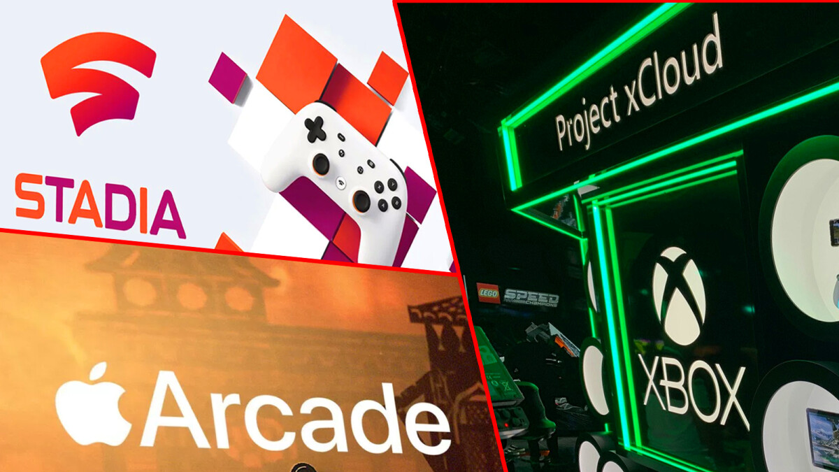 Google Stadia vs Apple Arcade vs Microsoft Project xCloud: Your phone is your next gaming console
