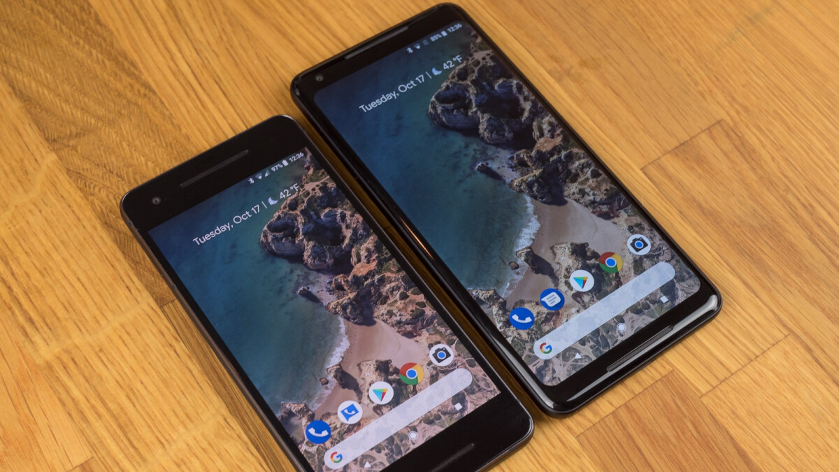 Time to say goodbye to the Google Pixel 2 and 2 XL (or is it?)