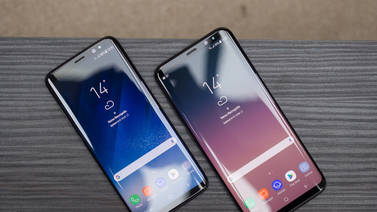Verizon is finally ready to roll out its Android Pie updates for Galaxy S8, S8+, and Note 8
