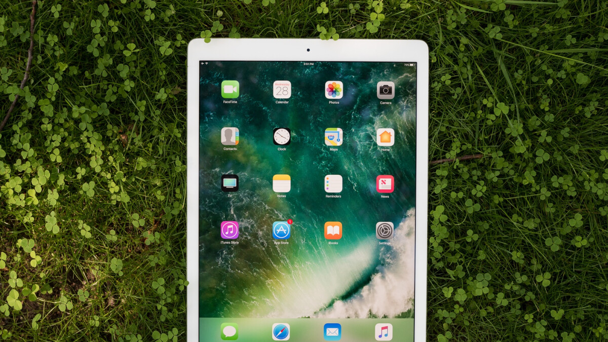 A bunch of 2017 iPad Pro 12.9 models are on sale at B&H with record high discounts