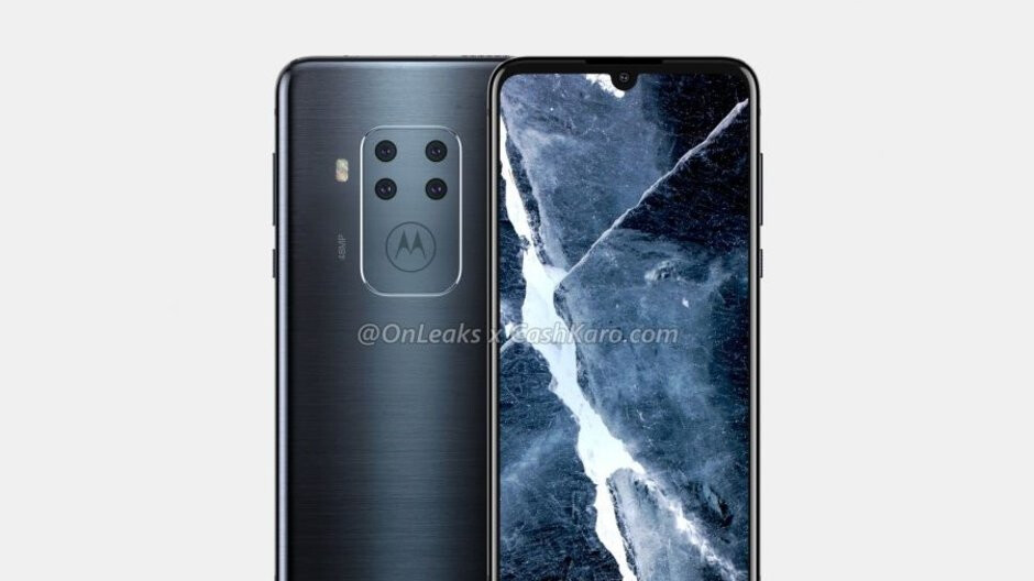 Unexpected upcoming Motorola smartphone leaks with four rear cameras