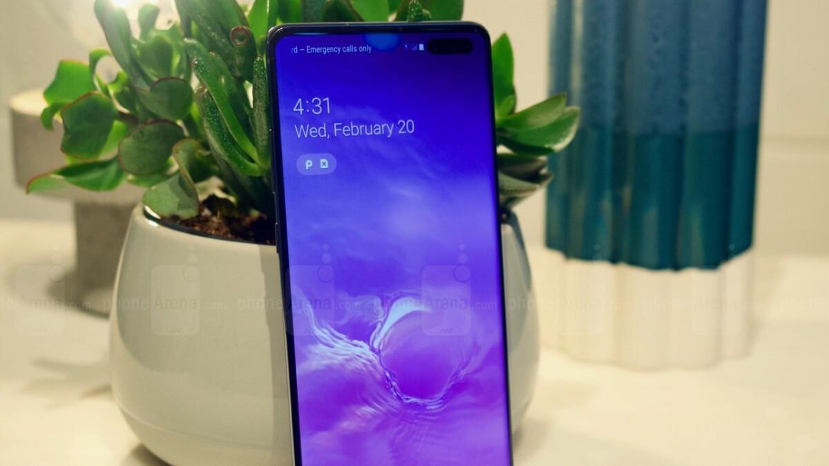 df91b89ec035 Samsung Galaxy S10 5G gets a US release date