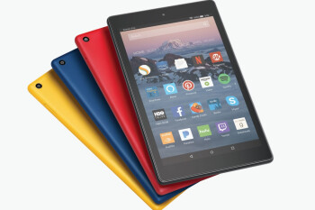 Amazing Amazon Fire HD 8 deal brings 32GB tablet down to $50 (refurbished)