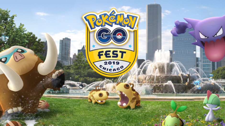 Pokemon GO Fest coming to the United States in mid-June