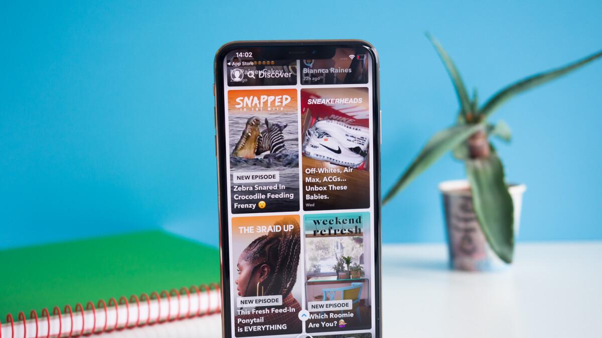 Snapchat announces Snap Games and Snap Originals programs, Lens improvements