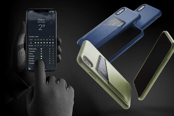 Giveaway: Win a premium Mujjo phone case or touchscreen gloves