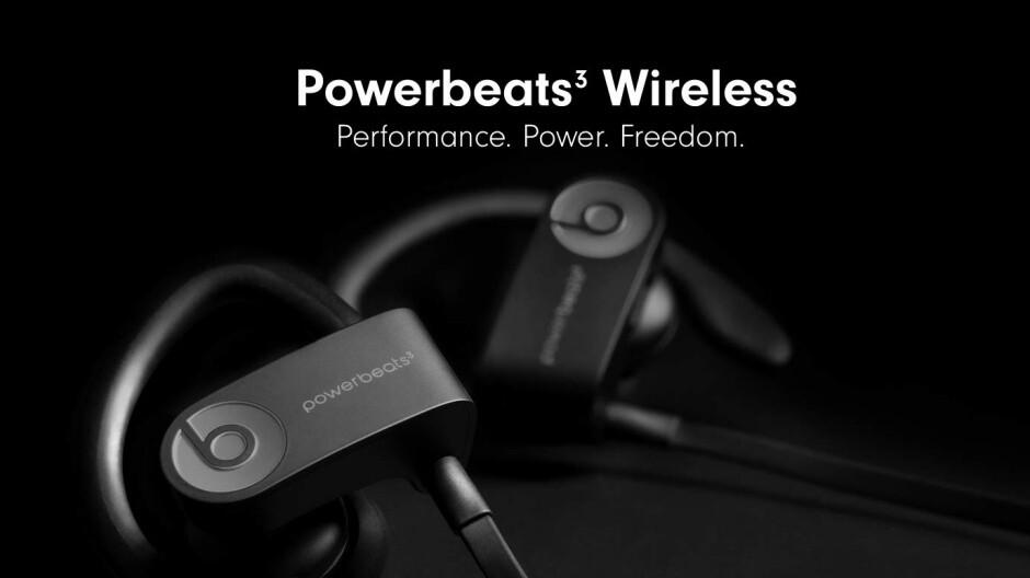 Apple's wireless Beats Powerbeats3 earphones are on sale