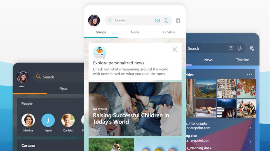 Microsoft Launcher major update brings widget redesign, refinements, more