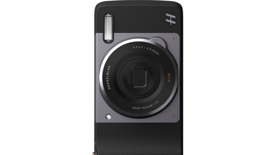 Select Moto Mods are on sale at Best Buy today for 50 percent off