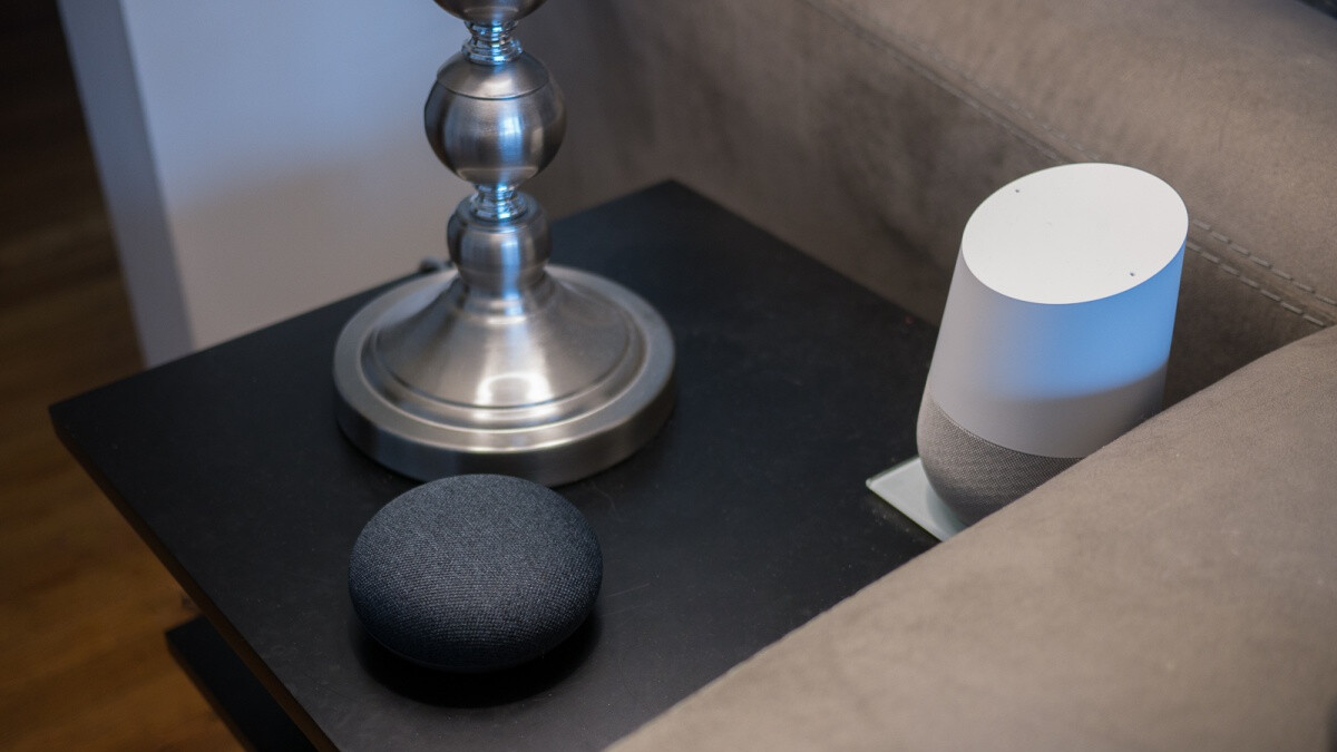 If you hurry, you can get a free Google Home Mini with a Google Home or Home Hub