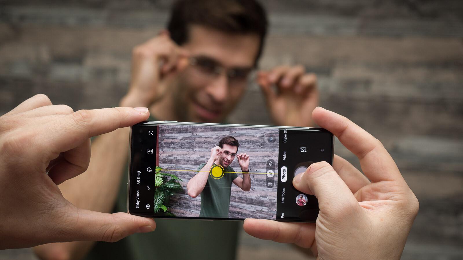 So erstellen Sie ein GIF auf dem Samsung Galaxy S10, S10 Plus oder S10e, ohne Apps herunterzuladen