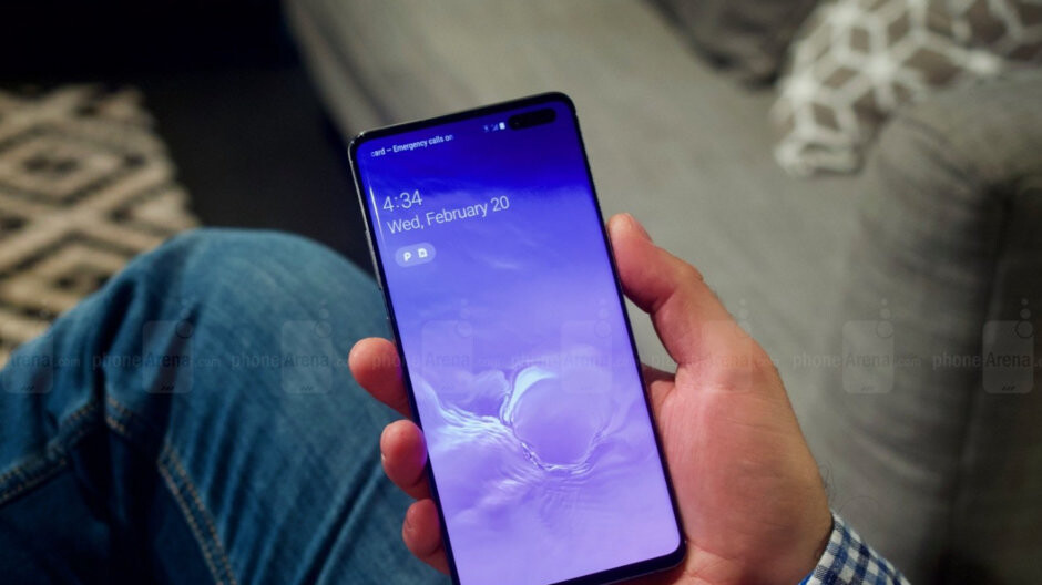 Samsung reveals US release time frame for the Galaxy S10 5G