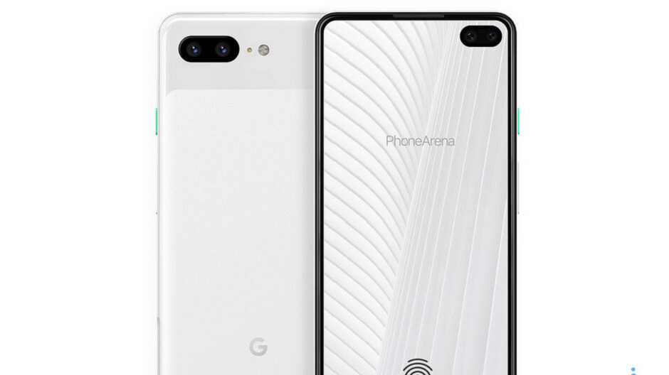 Google continues to go fishing for the Pixel 4 and Pixel 4 XL codenames