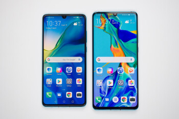 Surprise: Huawei P30 and P30 Pro pre-orders are live in the US, warranty included