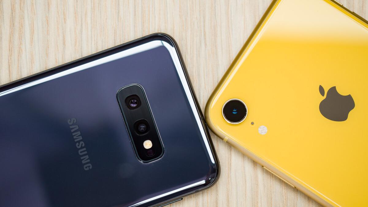 Apple & Motorola grew in the US, Samsung kept its crown in Europe last quarter