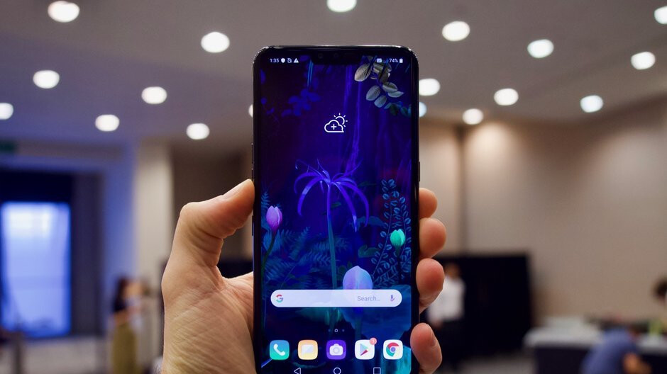 LG delays the V50 ThinQ 5G, needs more time to optimize the hardware