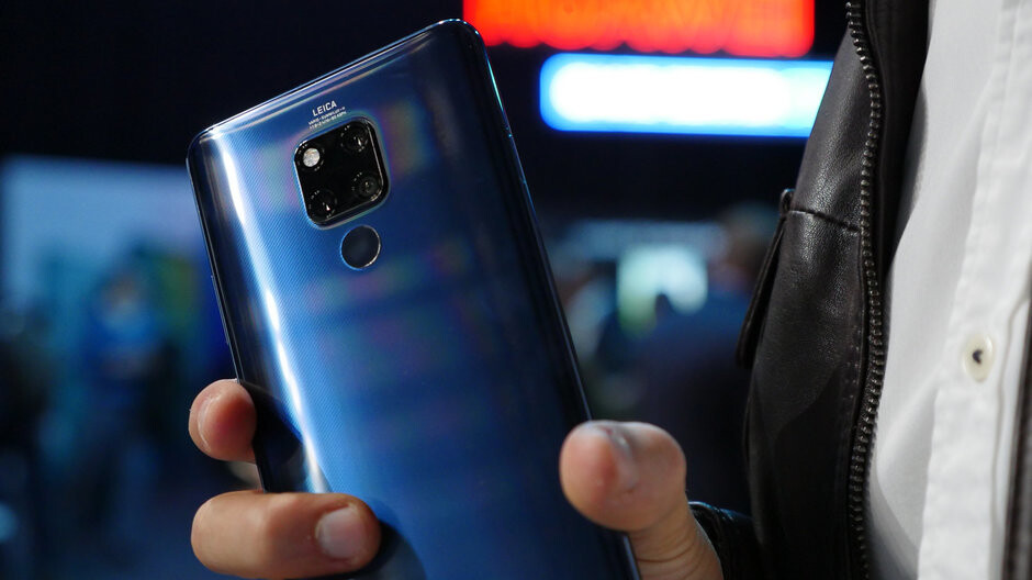 The 5G Huawei Mate 20 X variant could feature a drastically smaller battery