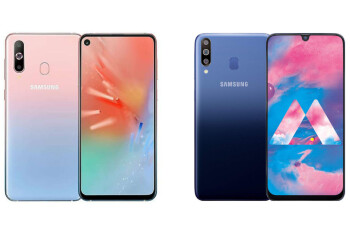 Samsung unveils Galaxy A60 and A40s mid-rangers: punch-hole display, triple camera