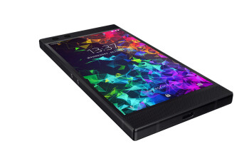 The new Razer Phone 2 in Satin Black is now available for $500 limited-time price