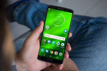 Moto G6 Play finally receiving Android 9.0 Pie update in the US