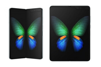 Official leather case for the Galaxy Fold price leaks. Guess how much...