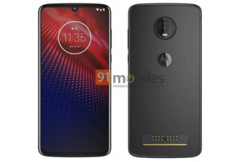 Moto Z4 gets a full round of leaked specs, and they are... confusing