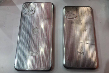 Photos of alleged Apple iPhone 11 and iPhone 11 Max molds surface