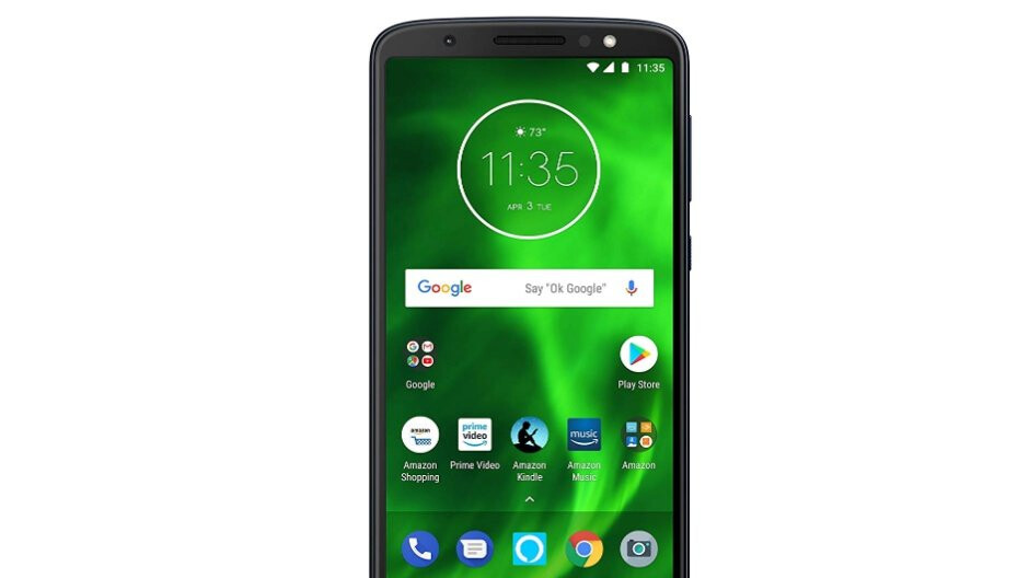 You can now get the 64GB Moto G6 at an unbeatable $140 discount on Amazon