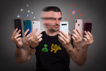 The BIG selfie comparison: Galaxy S10+ vs Pixel 3, LG G8, iPhone XS Max, Huawei P30 Pro, OnePlus 6T