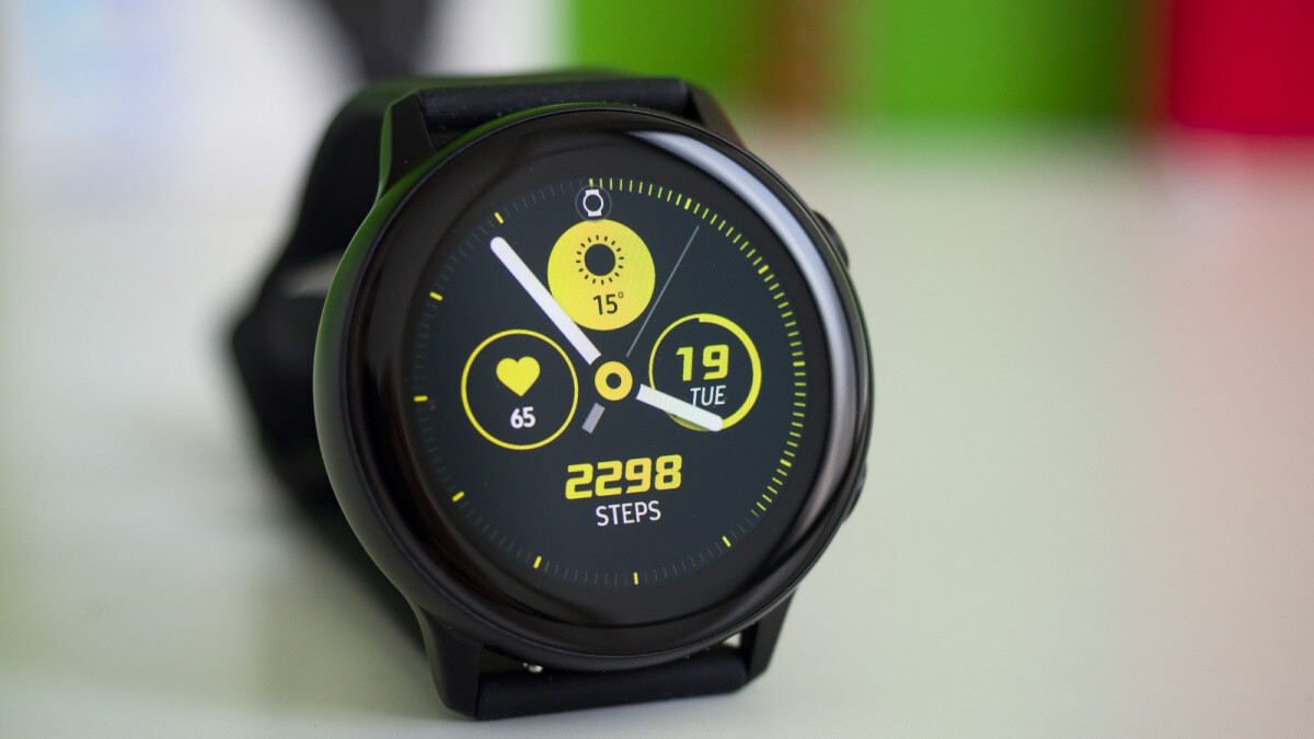 Here's how you can get the brand-new Samsung Galaxy Watch Active at a $30 discount