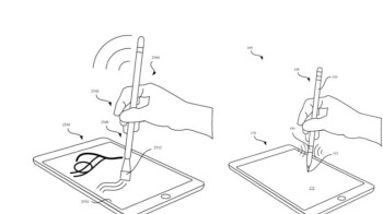 Apple patent acknowledges the Pencil is limited