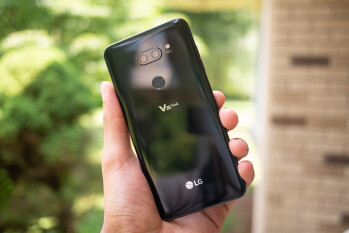 LG V35 ThinQ starts receiving Android 9.0 Pie update, but US will have to wait