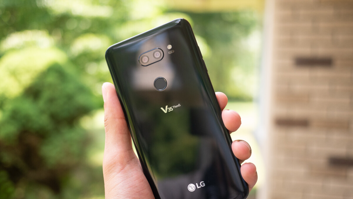 LG V35 ThinQ starts receiving Android 9 0 Pie update, but US will