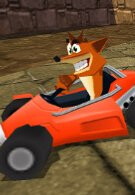 Good old kart fun expected with Crash Bandicoot Nitro Kart 2 for the iPhone