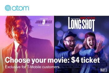 T-Mobile customers have crazy cheap movie and concert tickets to look forward to