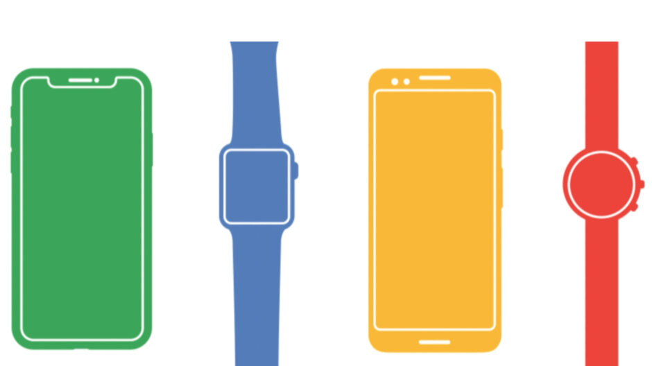 Google launches its health-tracking app on iOS