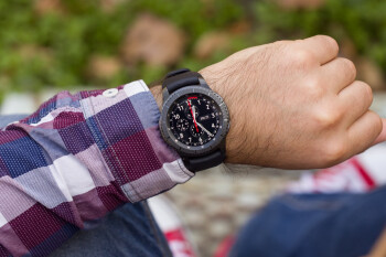 Samsung Gear S3 Frontier with warranty scores massive $140 eBay discount