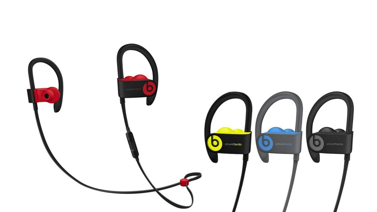 Apple's Beats Powerbeats3 wireless headphones are on sale at a crazy low price (refurbished)