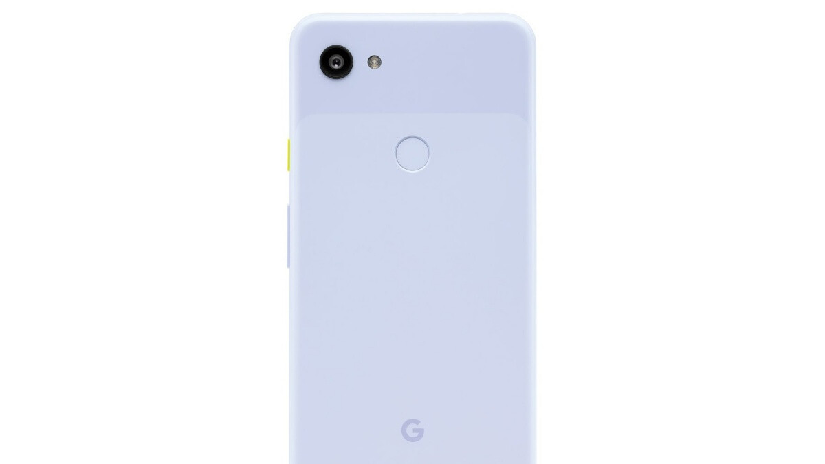 Google Pixel 3a leaks in Avengers-inspired 'Not Purple' color with snazzy yellow accent