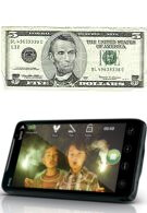 $5 per month charge to use Qik's video chat feature on the HTC EVO 4G?