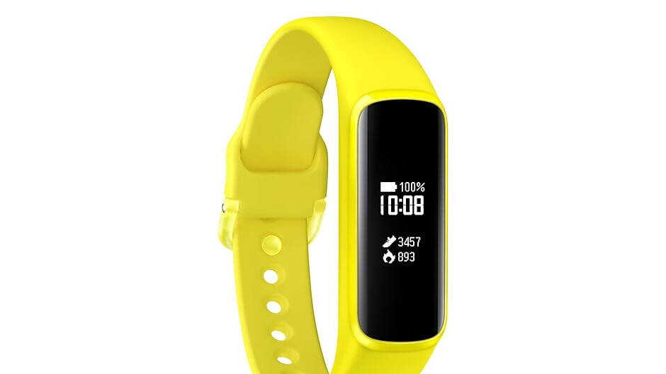 Samsung to bring the inexpensive Galaxy Fit-e fitness tracker to the US in May