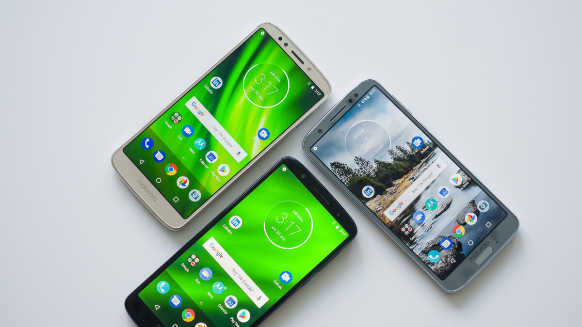 Deal: Best Buy offers massive discounts on Moto G6 and Moto G6 Play