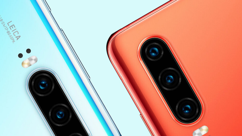 Dual-view recording rolls out to the Huawei P30 Pro