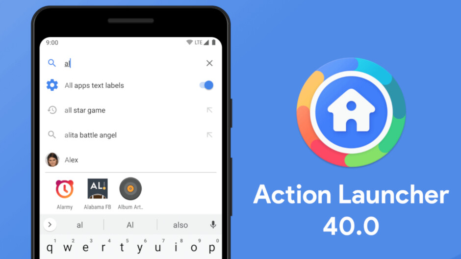 Action Launcher 40 released with lots of goodies and a brand new icon