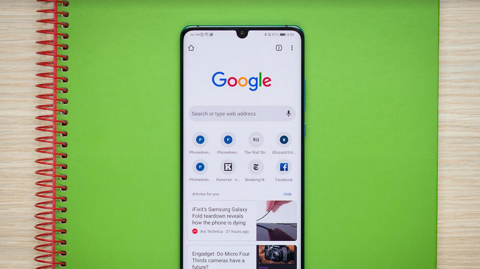 Here's how you can enable Dark Mode on Google Chrome for Android