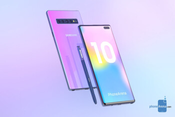 Expect long battery life for the 4G Samsung Galaxy Note 10 Pro