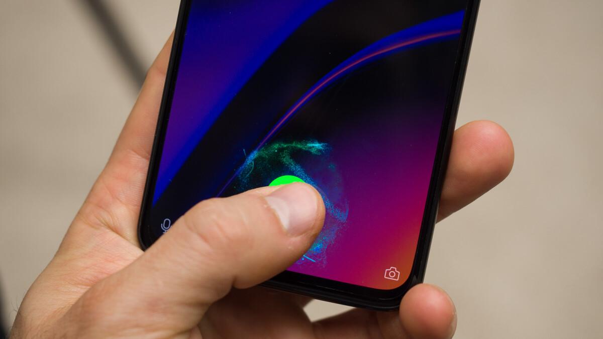 Xiaomi's budget phones could soon gain in-display fingerprint scanners