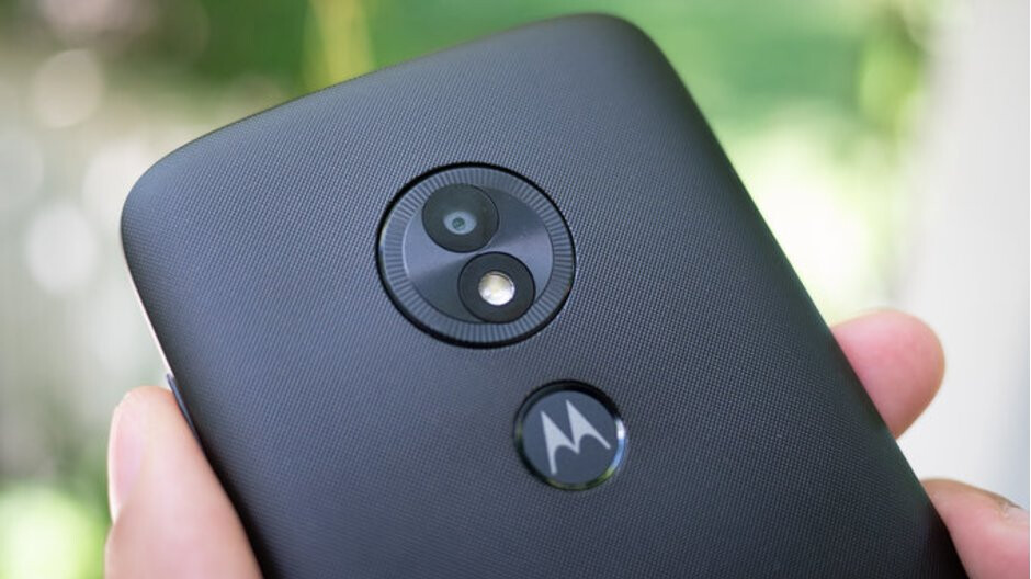 Motorola's cheapest smartphone is about to receive an upgrade