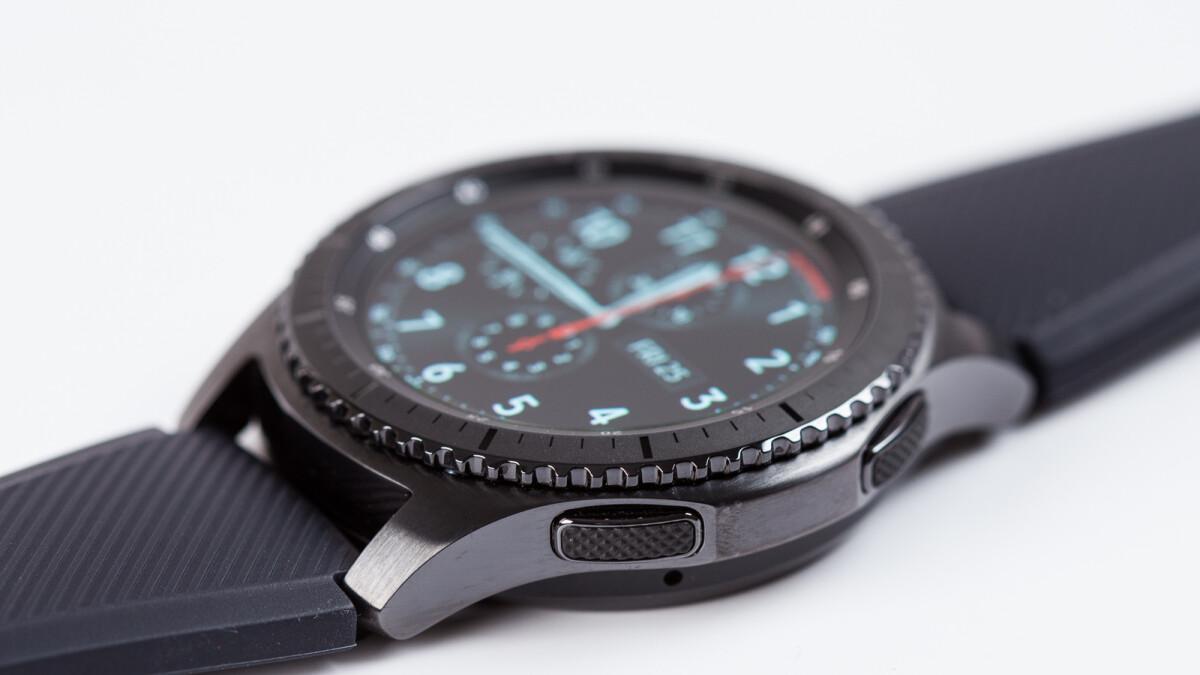 Deal: Samsung Gear S3 frontier scores huge $150 discount on Amazon